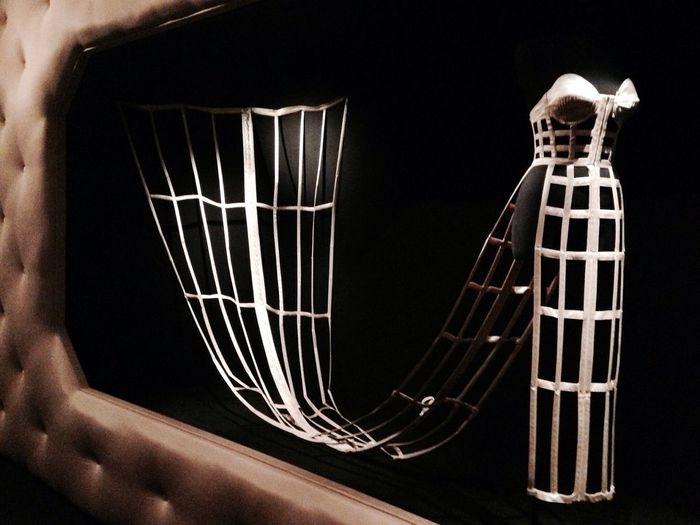 London Jean Paul Gaultier Silk Corset