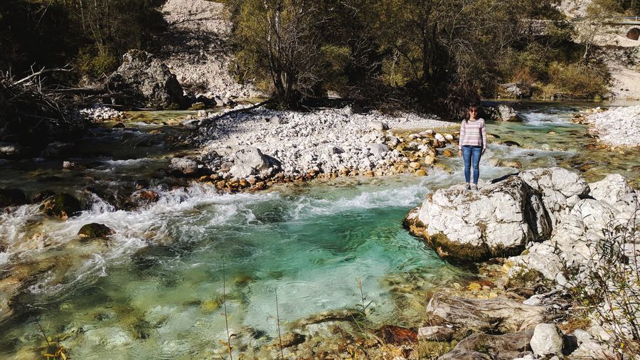 Water Real People Standing One Person Men Occupation Beach Nature Outdoors Day Boys Full Length Fishing Net Lifestyles Childhood Working Soca River Adult Nature Standing Blue Beauty In Nature Sky People
