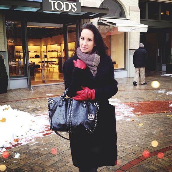 Enjoying #christmas #shopping with so much #snow IngolstadtVllge TheChicBuzz Fashion Christmas Woman Ootd Stores Gloves Michaelkors Shopping Coat Me Ingolstadt Beautiful Kors Girl Outlet Germany Snow Tods Cute