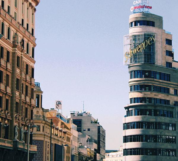 City Architecture Day Edificio Carrión Madrid Spain