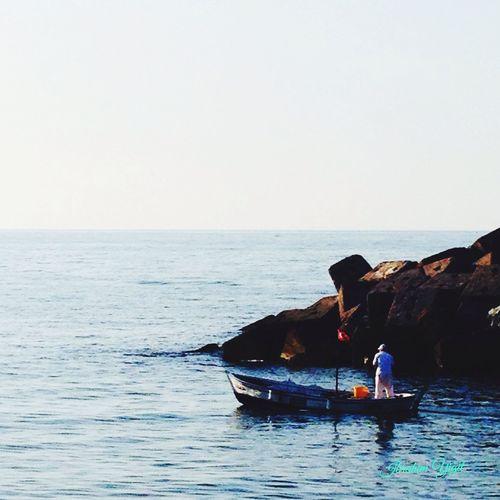 Sea Of Love Sea Darkens And Fishing
