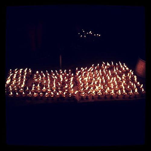 Lights Fire Basantapur