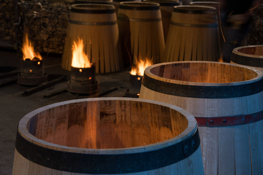 Roasted Roaster Roasting Burning Industry Production Barrel Burning Business Finance And Industry Close-up Cooperage Craft Day Fire Flame Food Food And Drink Freshness Indoors  Making Manufacturing No People Traditional Wine Cask Wood - Material Heat - Temperature Indoors