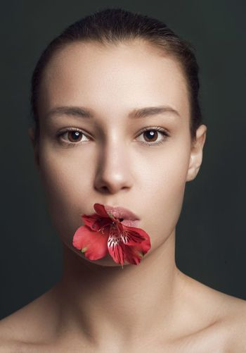 B.M Human Lips