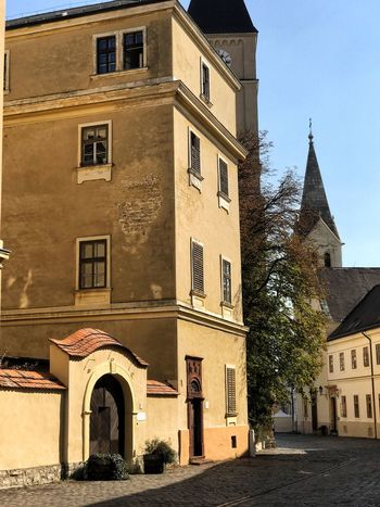 Architecture Building Exterior Built Structure History Outdoors Day No People City Snapseed IPhoneography Highsaturation IPhone7Plus Hungary City Architecture Church