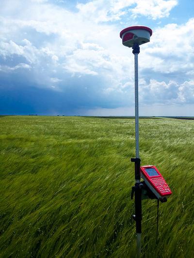 Green Color Cloud - Sky No People Sky Outdoors Nature Beauty In Nature Golf Day Golf Course Golf Club Landsurveyor Landsurveying GPS Lost Gpsleica900 Rtk