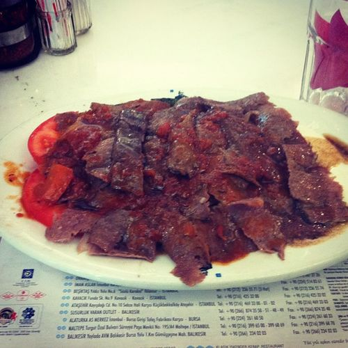 This is iskender