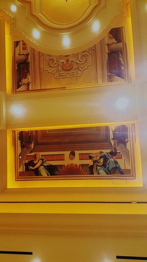 Palazzo Ceiling