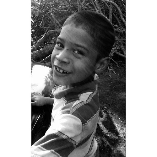 Inocencia Childhood Smile Cipote ElSalvador