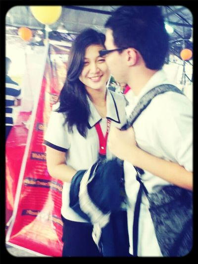 only you can give me that kind of smile Loveydovey <3