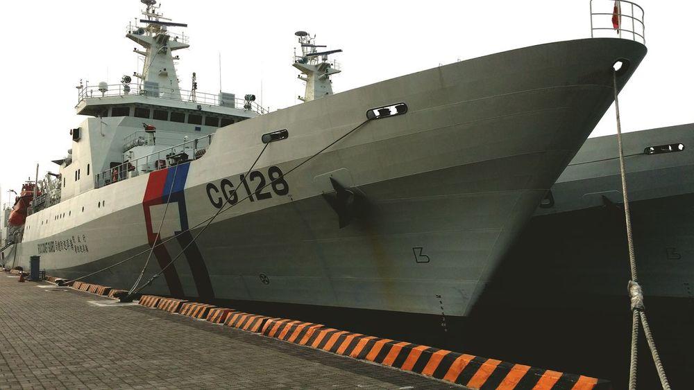海巡艦隊CG128