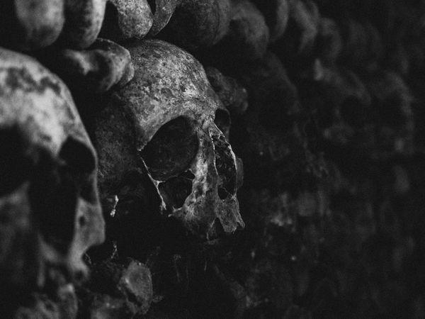 One of the many. Skulls And Bones Paris Pariswhereistand Pariscape Monochrome Monoart Blackandwhite Mono Wanderlust Travel Grim Bleak Death Olympusinspired Olympusomd Olympus