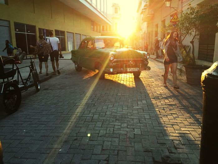 Street Car Oldcar