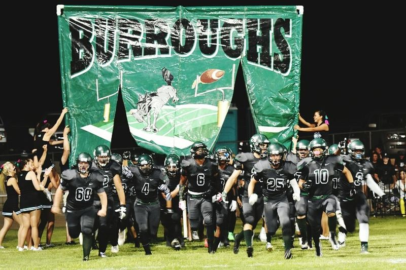 We bleed green we arent like other teams we work like no other we dont stop coming at you were gonna smack you in the mouth every playand were not gonna stop we are a family i love all you guys like brothers Gotyour6 Sports Photography