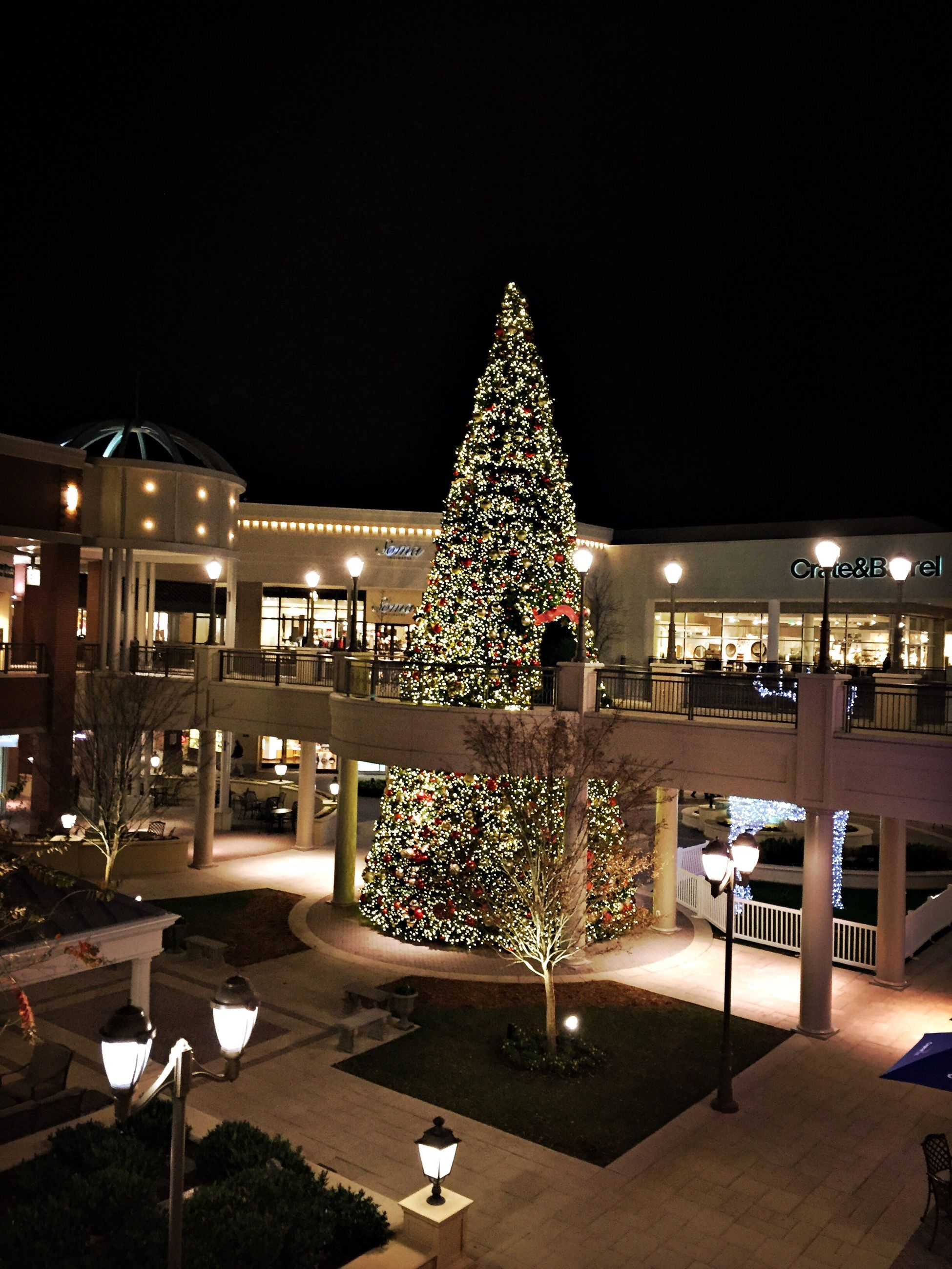 night, illuminated, christmas, christmas lights, christmas tree, christmas decoration, celebration, sky, architecture, built structure, no people, building exterior, outdoors