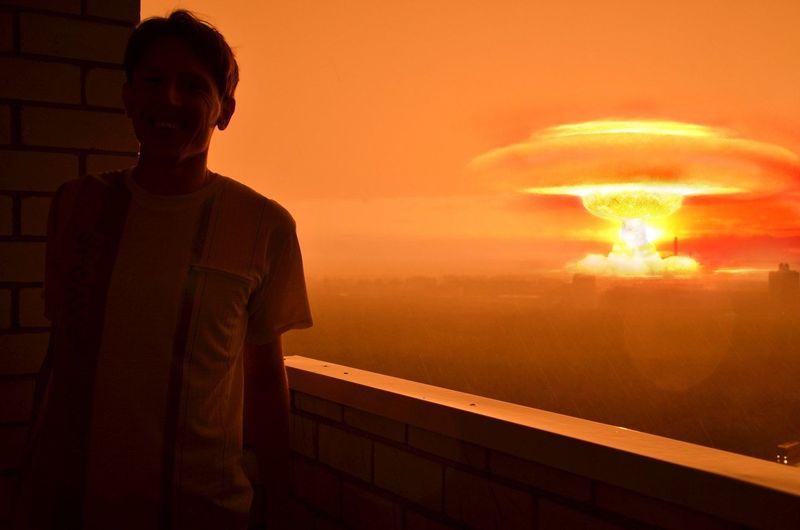 Orenburg Закат шутка это не я