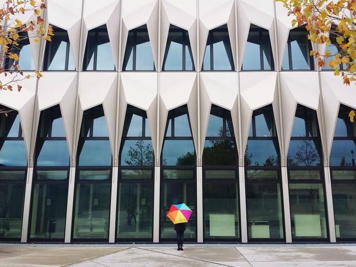 Architecture Peopleinarchitecture Umbrellarevolution Umbrella Abstract Modern Architecture Futuristic Architecture....on tour in Darmstadt Showcase: November Adventure Buddies with fernanda Your Design Story