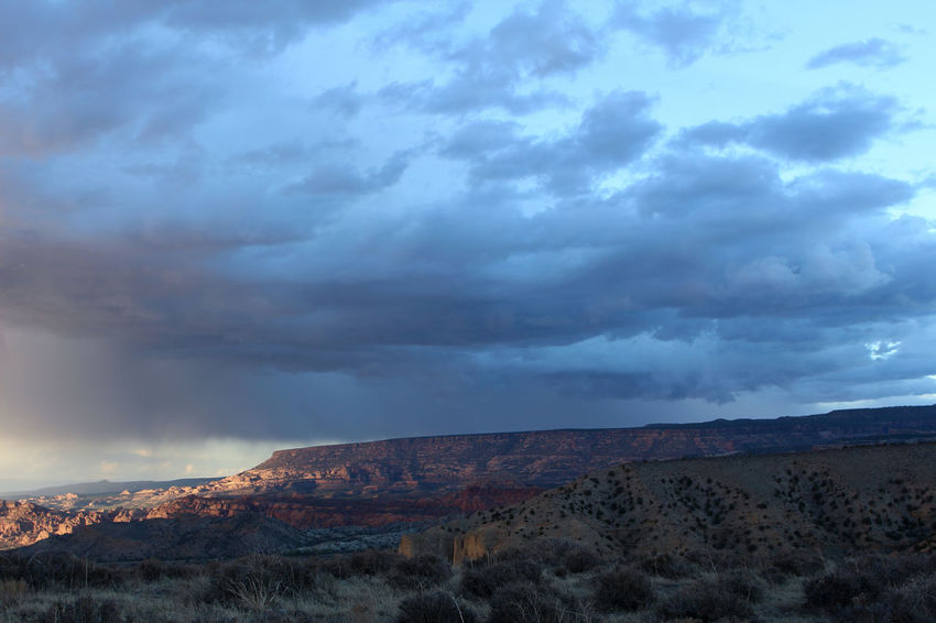Storm clouds over Moab, Utah Cloud Cloudscape Cloudy Day Cloudy Sky Fall Storm Moab  Moab, Utah Rain Utah Beauty In Nature Cloud - Sky Day Fall Weather Nature No People Outdoors Scenics Sky Thunderstorm
