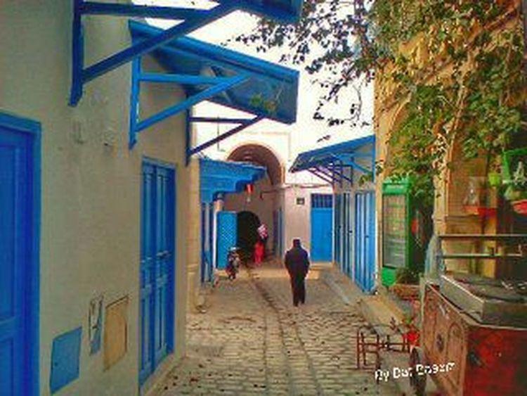Enjoying Life Hello World Sousse-susah Medina Sousse