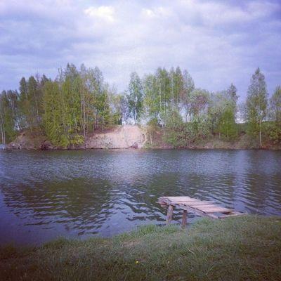 Совсем скоро уже купаться)