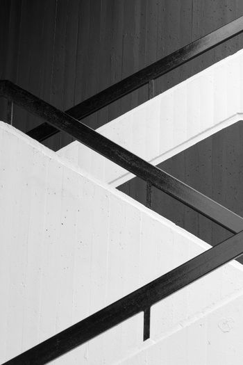 Architecture Black And White Black And White Photography Blackandwhite Geometric Geometry Monochrome No People Pattern Staircase Steps And Staircases Welcome To Black Art Is Everywhere The Architect - 2017 EyeEm Awards The Graphic City