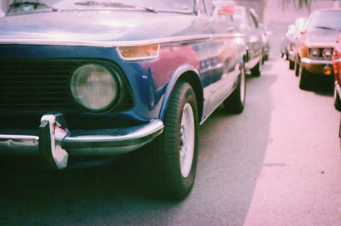 BMW2002 Film Japan Car 35mm Film