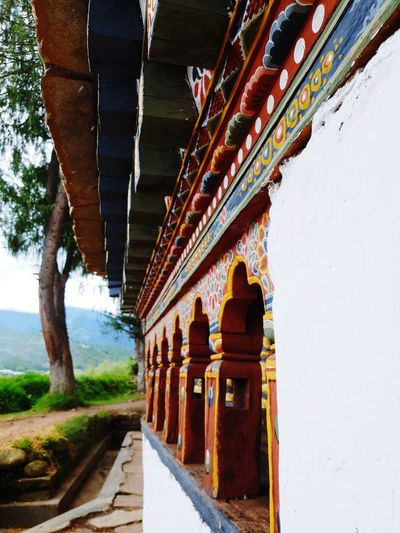 Bhutan Bhutanese Architecture Bhutan_ig Bhutanese Culture Bhutanese Monastery Dungtsemonastery Architecture