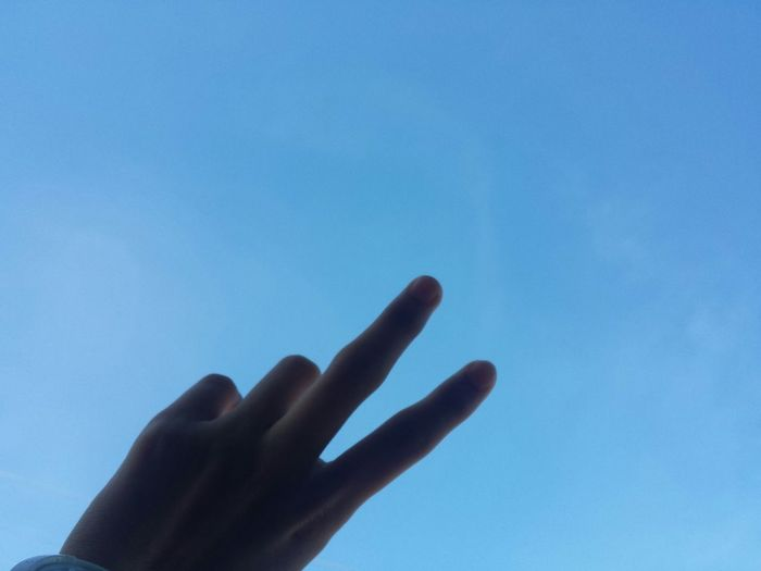 Peaceout✌ Sky Tranquility