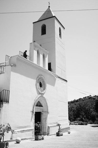 Take me to church | VSCO Vscocam Fuji X100s X100S FUJIFILM X100S Blackandwhite Black And White Take Me To Church Church Sardinia