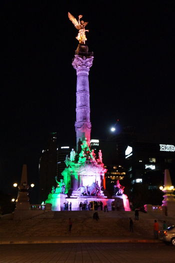 Ángel de la independencia Travel Destinations Monument Celebration Cdmx