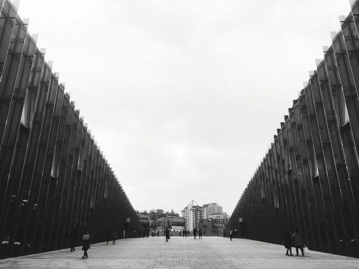 2015  South Korea Photo Ewha Womans University Seoul IPhoneography