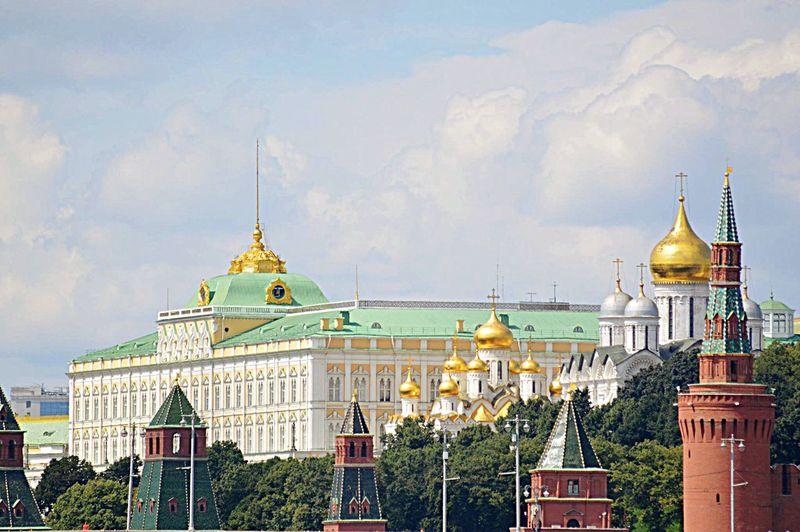 Kremlin Architecture Architecture_collection Architecturelovers Architectureporn Built Structure Building Buildings & Sky Buildings