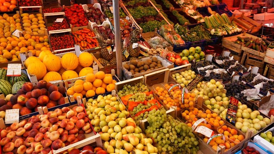 Food And Drink Market Food Vegetable Fruit Market Stall Abundance Healthy Eating Freshness Choice Eye4photography  Sicilia Sicily