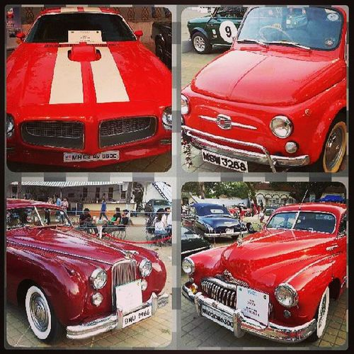 These were a few of my favourite reds at s recent vintage car exhibition Ss_red24 @earthling3m @stnkypup