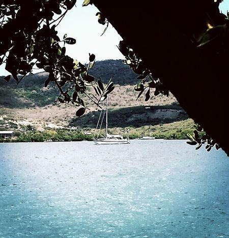 Sail Away, Sail Away a Sail Boatjust Sail Away ! in Isla Culebra ,Puerto Rico