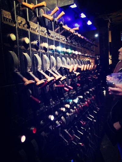 Backstage @ the Fox Theater Broken Bells  sweetness