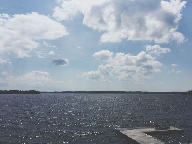 Ontario Lake Water Cottage Country