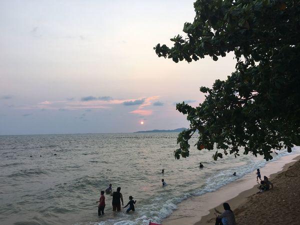 Sun Beach Sand Pattaya
