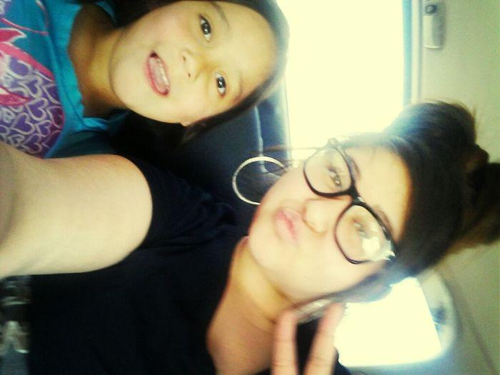 We Look Cute<3