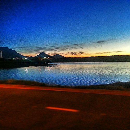 Beautiful Capetown Sunset Memories Mothercity nofilter