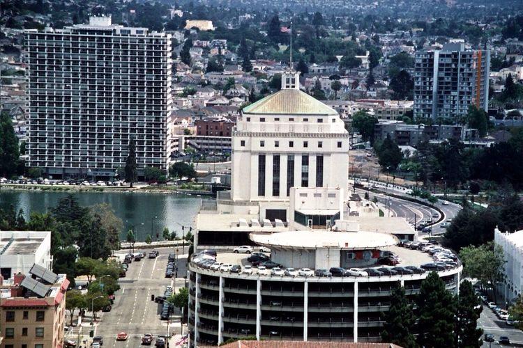 Enjoying The View Amazing View Oakland Tribune Tower