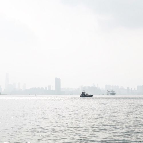 HongKong Hk Relaxing Sea View