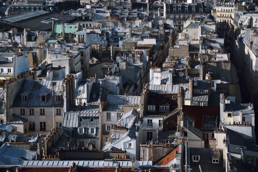 Multiple Layers-Paris Paris Multiple Layers Architecture The EyeEm Facebook Cover Challenge Rooftop Elegance Everywhere