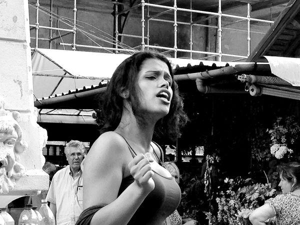the actress 6 NEM Black&white Theatre AMPt_community EyeEm Best Shots - Black + White