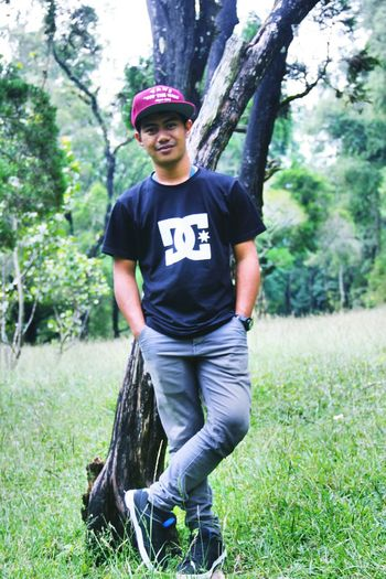 Nature Fresh Air Its Me Green Grass Gedepangrango Happy PeopleSo fresh and natural love it :*