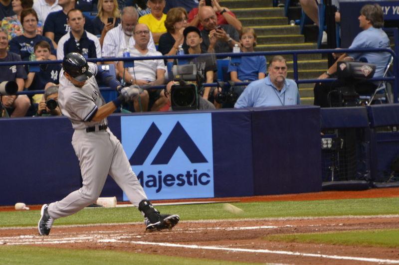 Derek Jeter Last Year Baseball Baseball Game Batting Derek Derek Jeter  Jeter LastYear Retirement Tampa Tampa, FL Tampa, Florida Tampabayrays Yankees