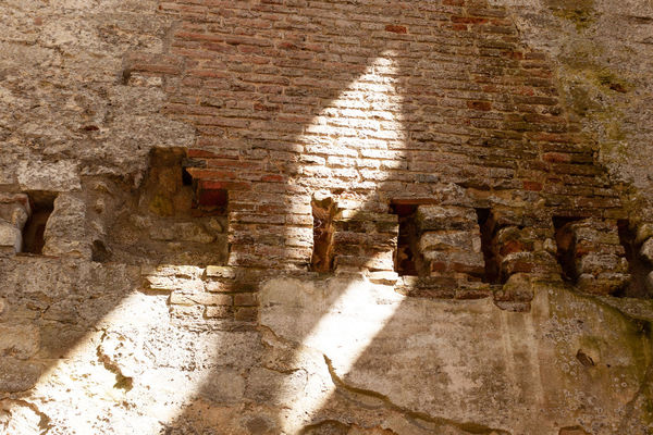 Titchfield abbey window light English Heritage Building Ancient Archaeology Architecture Brick Brick Wall Building Built Structure Day English Heritage History Indoors  No People Old Old Ruin Ruined Shadow Sunlight The Past Titchfield Abbey Travel Destinations Wall Wall - Building Feature