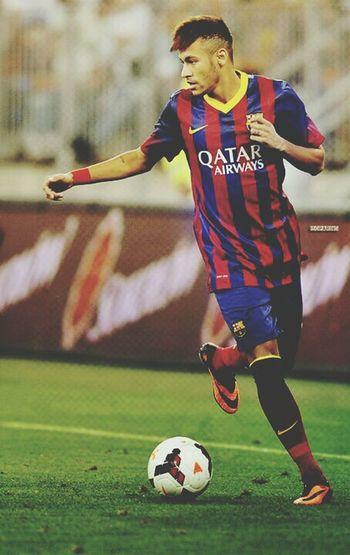 Hi! Footbal Barça Neymar Jr