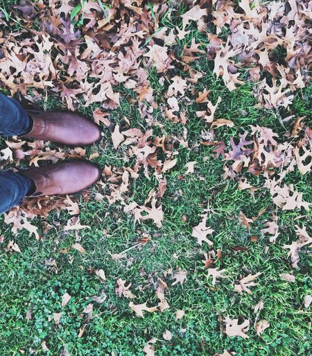 Boots Outdoors Leaves Fall Fall Beauty Winter Ootd First Eyeem Photo Pretty Filter Shoes Shoeselfie