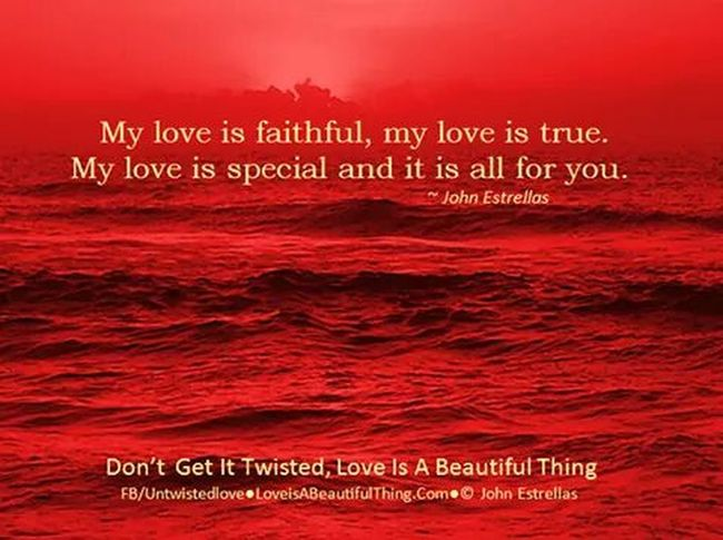 Love Me For Me Love Quote